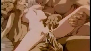 Old uncensored hentai
