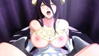 Overlord Babe Albedo Begs For Your Cum (HentaiSpark.com)