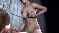 Resident Evil Sex Cartoon Porn