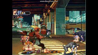 Bao & Birdie vs KOF XIII girls